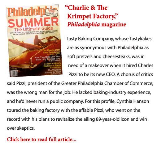 """Charlie & The Krimpet Factory"" excerpt and cover"