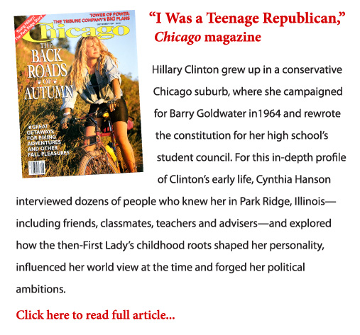 """I Was a Teenage Republican"" excerpt and cover"